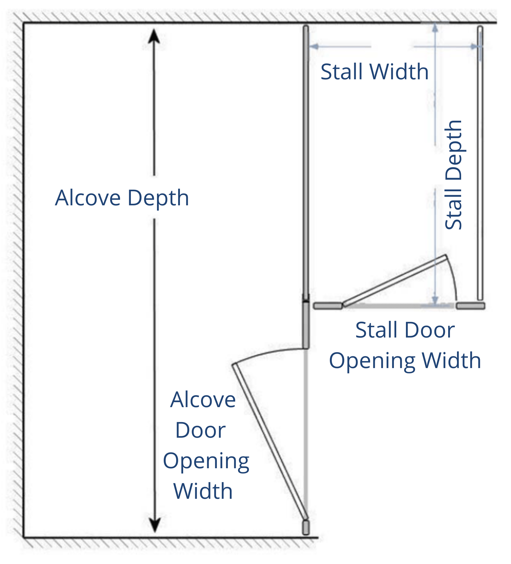 Alcove plus 1 Diagram